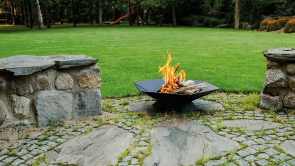 Τζάκι εξωτερικού χώρου fire pits